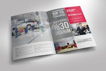 Katalog – Dergi Tasarımı
